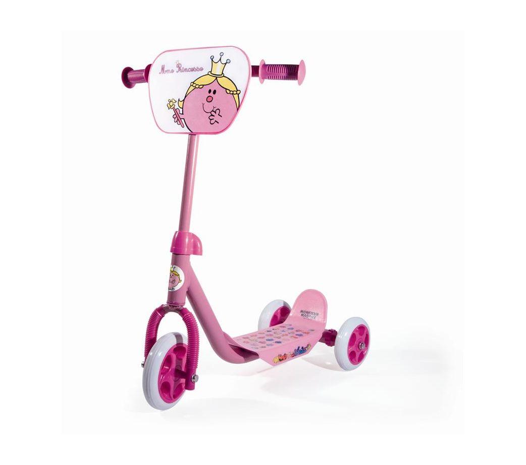 trottinette enfant 3 roues madame princesse pas cher the concept factory la pieuvre qui rit. Black Bedroom Furniture Sets. Home Design Ideas